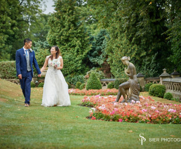 Kenwood Hall Wedding : Wendy + William